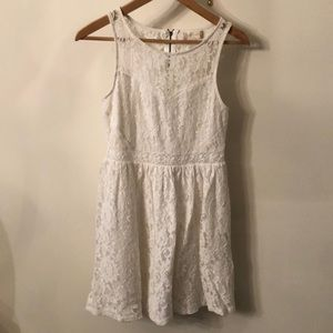 Women's altar'd state lace dress Sz M